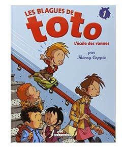 Les blagues de Toto - Tome 1 - L'école des vannes
