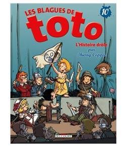 Les blagues de Toto - Tome 10 - L'histoire drôle