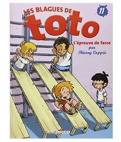 Les blagues de Toto - Tome 11 - L'épreuve de farce