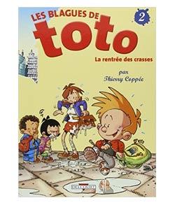Les blagues de Toto - Tome 2 - La rentrée des crasses