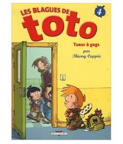 Les blagues de Toto - Tome 4 - Tueur a gags