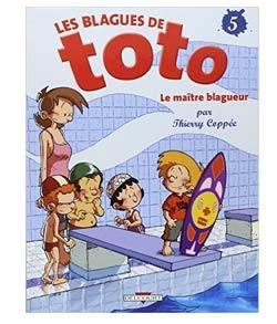 Les blagues de Toto - Tome 5 - Le maître blagueur