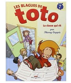 Les blagues de Toto - Tome 7 - La classe qui rit