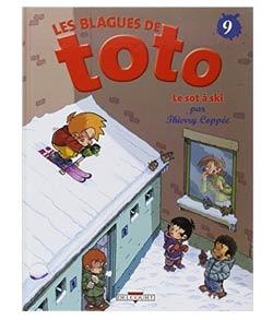Les blagues de Toto - Tome 9 - Le sot à ski