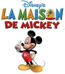 Dessin a anime mickey