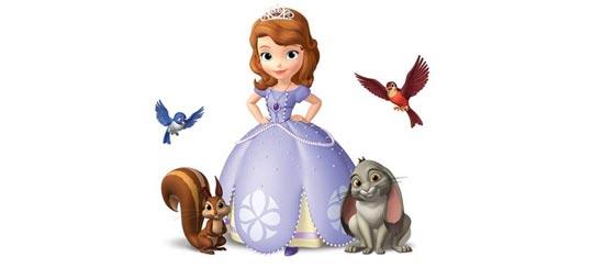 Princesse sofia la nouvelle princesse et h roine de disney - Lapin princesse sofia ...
