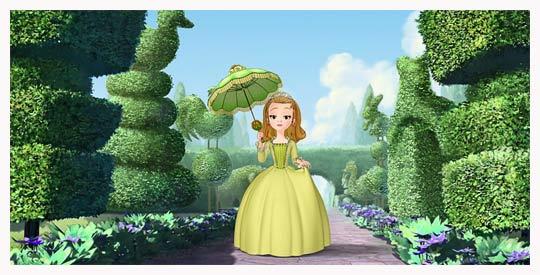 Princesse sofia la nouvelle princesse et h roine de disney - Coloriage princesse ambre ...