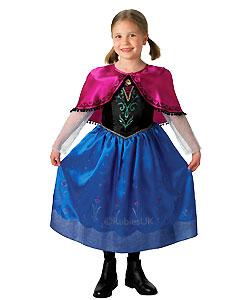 D guisement et costume reine des neiges - Robe de anna reine des neiges ...