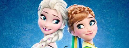 La reine des neiges actualit - Personnage reine des neiges ...