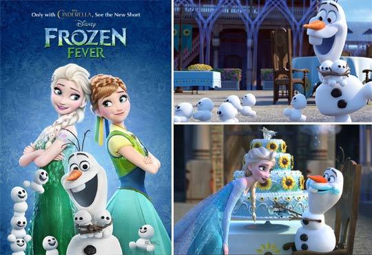 La reine des neiges actualit - Le dessin anime de la reine des neiges ...