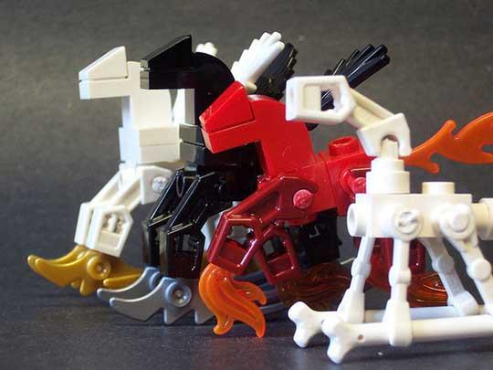 cheval bascule lego