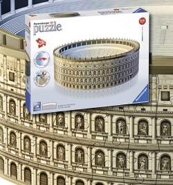 puzzle 3d les grands monument en puzzle 3d ravensburger