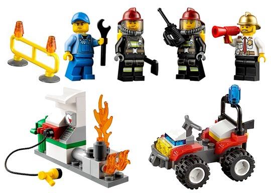 Lego Sélection Thème Pompiers Sur Le Pompier Des 0N8nOXkZwP