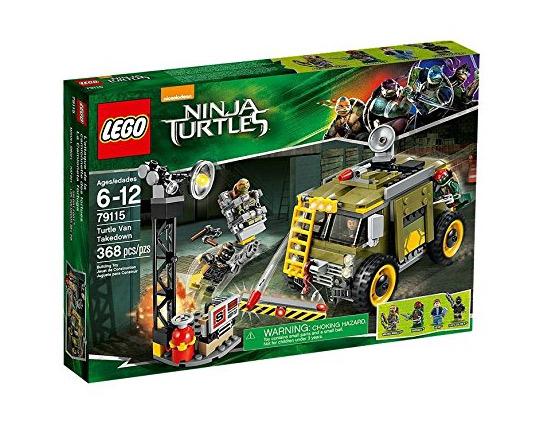 Tortues Teenage Ninja Turtles Lego Mutant Oyvm80Nnw