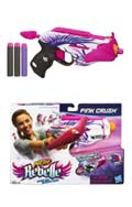 Nerf rebelle - Mini arbalete Pink Crush