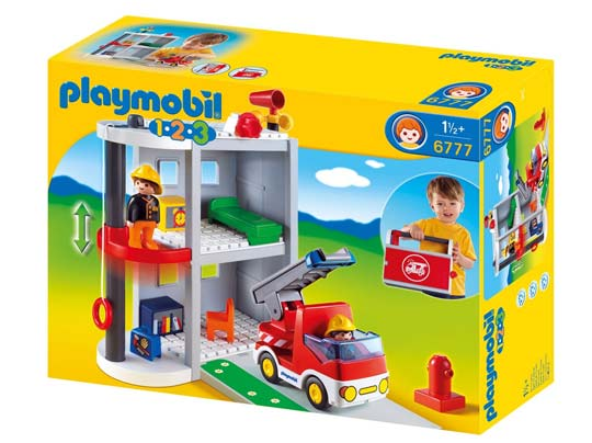 playmobil 123 des playmobils pour les petits. Black Bedroom Furniture Sets. Home Design Ideas