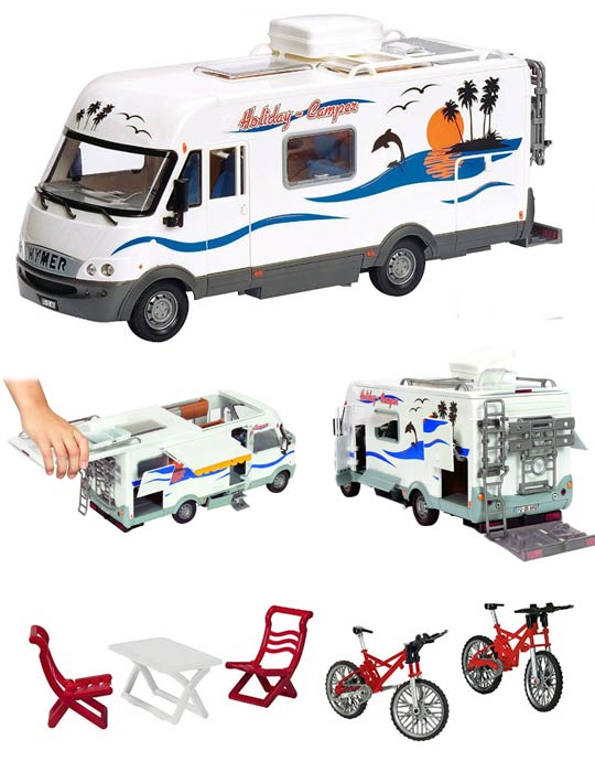 Familial Fun Summer Car Camping 4859 Grand Playmobil uPOilkZwXT