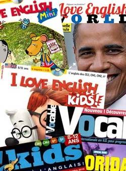 Magazines En Anglais Pour Enfants Et Selection De Sites