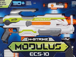 nerf modulus ecs 10 un pistolet ent rement custumisable. Black Bedroom Furniture Sets. Home Design Ideas