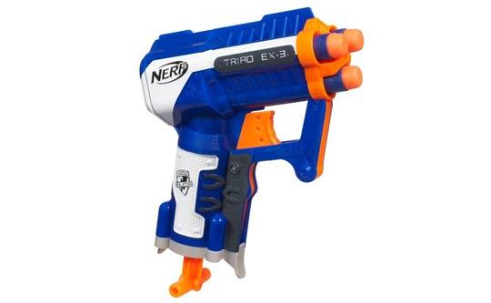 nerf gamme n strike elite pistolet fusil arbal te. Black Bedroom Furniture Sets. Home Design Ideas