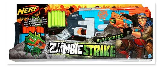 nerf zombie strike. Black Bedroom Furniture Sets. Home Design Ideas