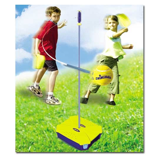 Swingball ou tennis tournant for Jeu adulte exterieur